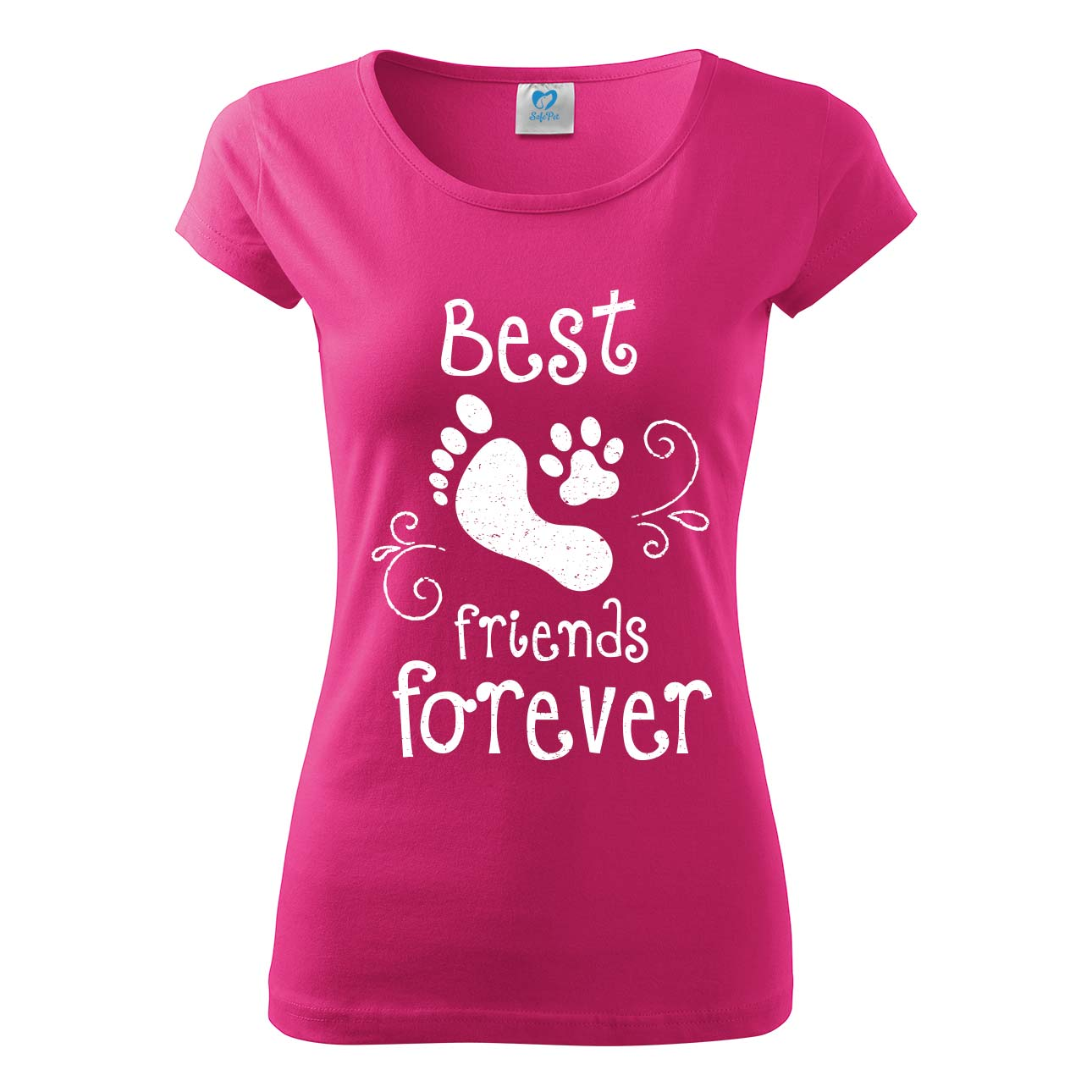 T-shirts for pet lovers - Best friends forever